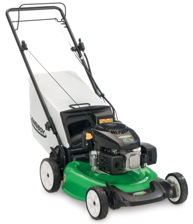 17 Best Images About Electric Start Lawn Mower On