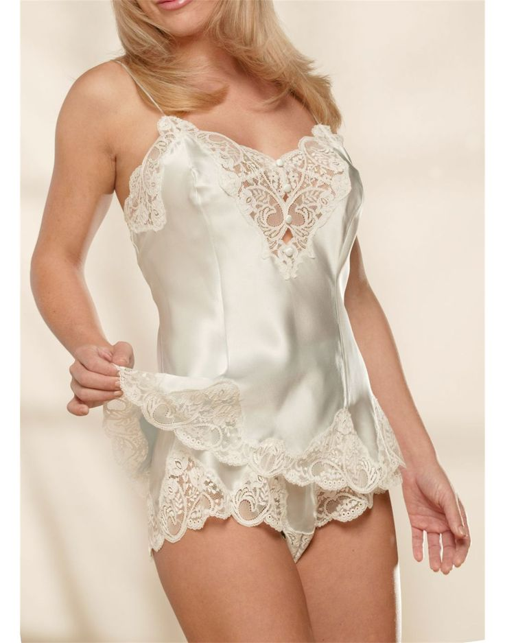 Camisole + French Knickers by Jane Woolrich (1001 + 1011)