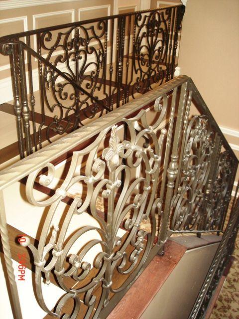 41 Best Salem Fence Images On Pinterest Fence Wrought Iron And Wrought Iron Railings