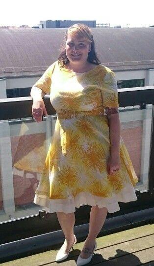 Vintage dress <3