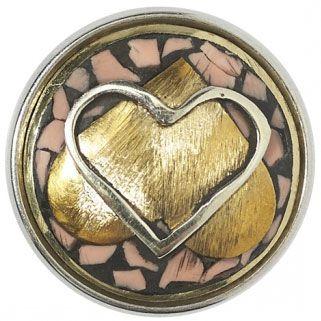 NOOSA Celtic Heart  ♥  Deze harten zijn geïnspireerd op Keltische knopen en staan voor eeuwigheid en oneindigheid; dit kan in de liefde zijn, in het geloof, in loyaliteit of in vriendschap.