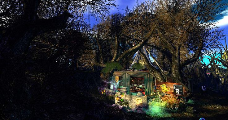Fantasy Faire 2014 - Mourningvale Thicket