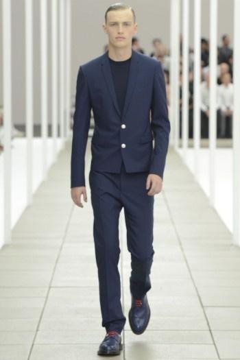 Dior Homme, spring '13