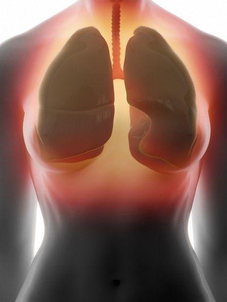 Viele Menschen leiden unter chronisch-obstruktiver Bronchitis