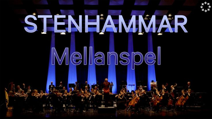 "Stenhammar - Mellanspel från kantaten ""Sången"" - YouTube  The Arctic Philharmonic conducted by Christian Lindberg.  Live recording from Stormen Concert House, Bodø."