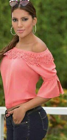 Resultado de imagem para blusa farrah