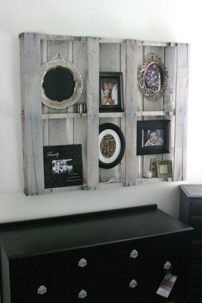 The Pallet shelf