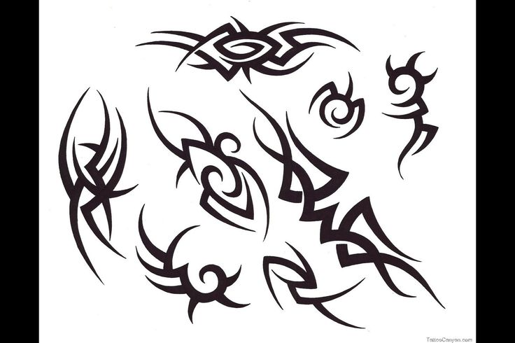 Pin Tribal Armband Tattoo Designs on Pinterest