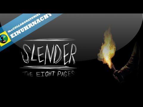 ▶ Slender - The Eight Pages - Eine unheimliche Begegnung [DE][HD] - YouTube