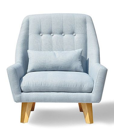 Love this Blue Chloe Lounge Chair on #zulily! #zulilyfinds