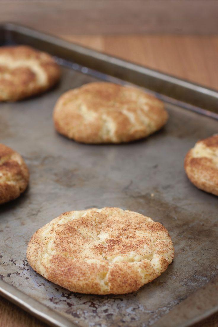 Culy.nl - De snickerdoodle: een overheerlijk Amerikaans koekje -