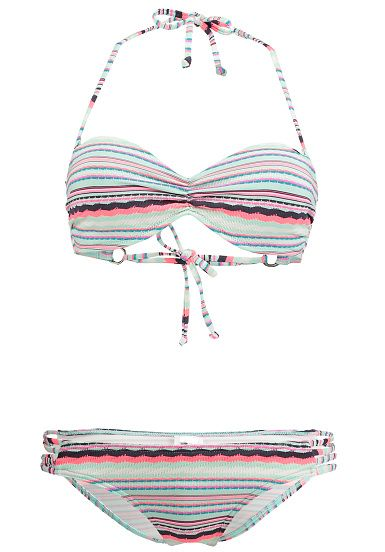 O'Neill Structure Molded - Bikini set voor Dames - Roze - Planet Sports