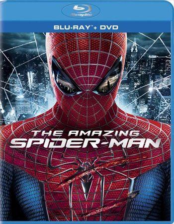 amazing spider man 720p blu-ray movies