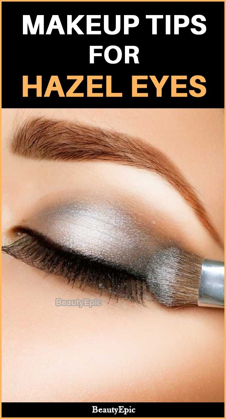 Best Hazel Eye Makeup For Your Eyes S K I N D E E P Makeup
