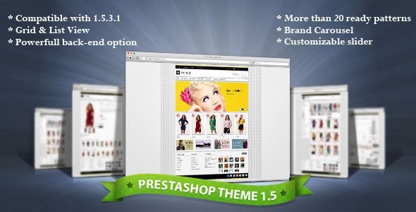 Discount Deals Dotted - Premium Prestashop ThemeIn our offer link above you will see