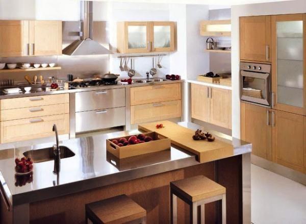 Cómo decorar la cocina según el Feng Shui. La cocina en la cultura oriental es una estancia de la casa que simboliza prosperidad y riqueza. Y según el arte del Feng Shui no se trata de un mero espacio si no de un lugar que debe servir como pun...