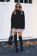 Rhythm Runaway Taupe Suede Mini Skirt