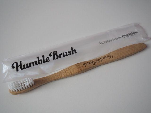 Bambusový kartáček Humble Brush