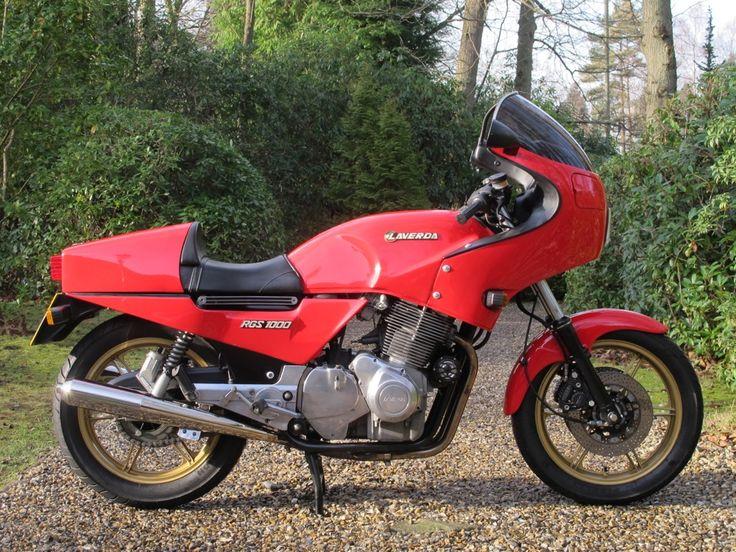 Classic Super Bike For Sale | Super Bikes For Sale | Classic Super Bike - Laverda RGS 1000