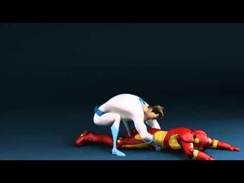 Super cool animation by Rastko