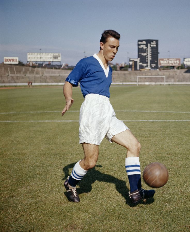 Jimmy Greaves' Birthday: 50 Great Pictures Of England, Tottenham And Chelsea Legend