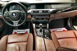 2011, Voiture, BMW, 5 Series, Casablanca