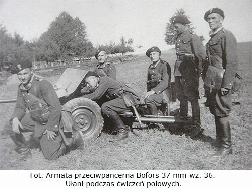 Ułani 24 pułku ułanów/24th uhlans 1939.