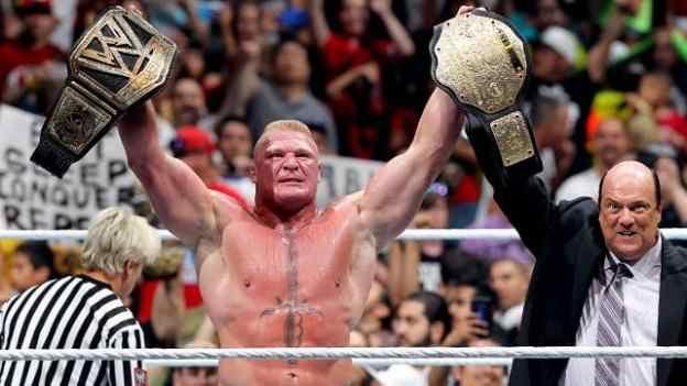 Brock Lesnar: 10 gifs de la pesadilla de John Cena en la WWE #Depor
