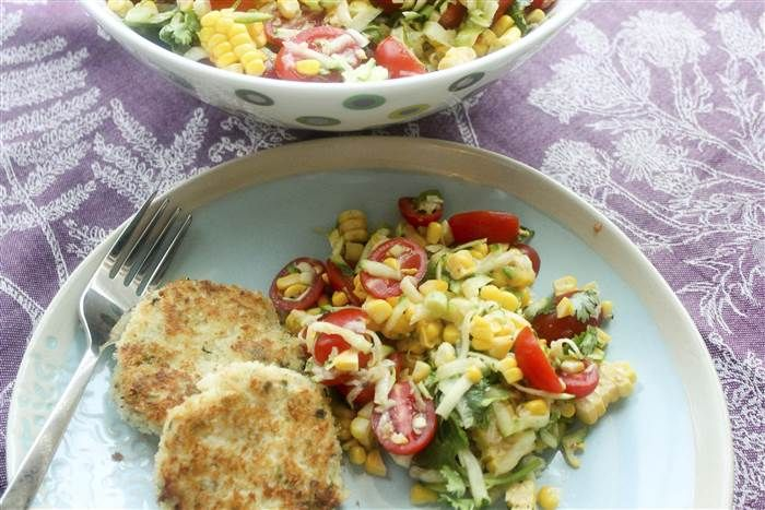 Tilapia fish cakes recipe