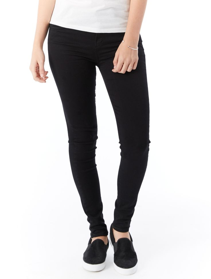 AGOLDE Sophie High Rise Skinny Jeans. Classic. Alternative has the best partners. #WearAlternative