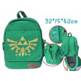 Legend of Zelda Canvas Backpack $49.99
