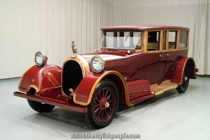 Charismatic 19Heine-Velox V-Limousine   Hyman Ltd. Traditional Vehicles