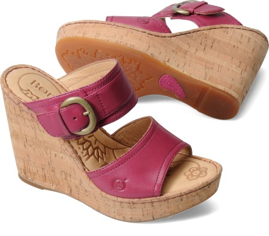 raspberry! #wedge #sandalBorn Womens'S Ze Hope, Fabulous Shoes, Women Zee, Born Women Ze, Style, 79 95 Women, Born Womens'S Ze Super, Mustwear, Must Wear