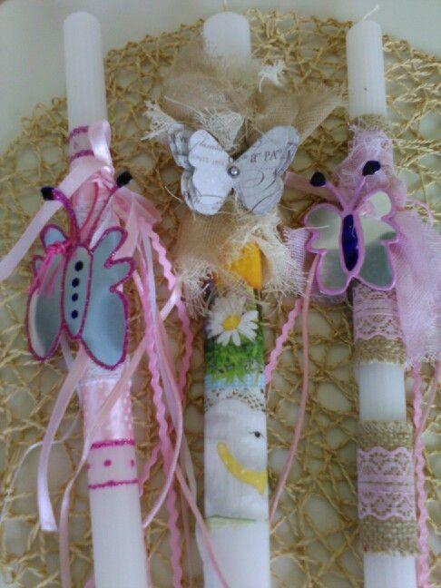 #Eastercandle #easter2016