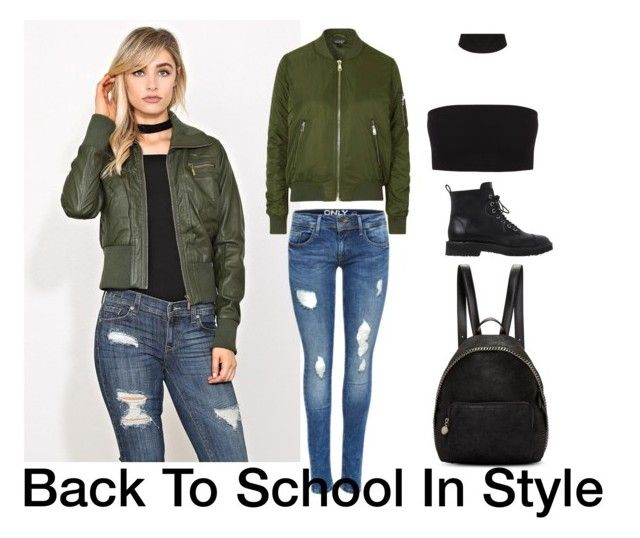 """Back To School Outfit 