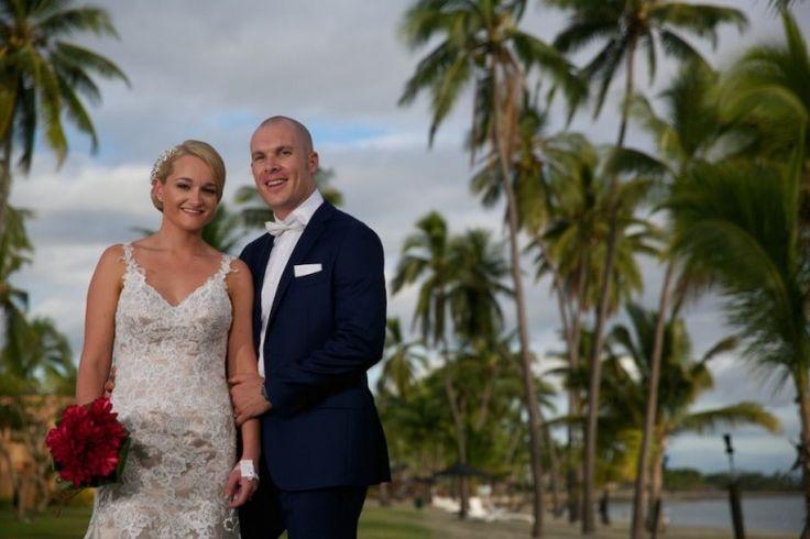Sarah and Richard – Sheraton Fiji/ Zoom Fiji
