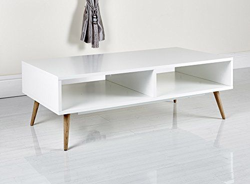 Modern Scandinavian White Retro Home Furniture Range with Solid Oak Legs, Sideboard, Tv Stand, Coffee Tables and Dining Furniture (Two Hole Tv Stand/Table) Abreo http://www.amazon.co.uk/dp/B017YXXSE0/ref=cm_sw_r_pi_dp_1w12wb16DE13B