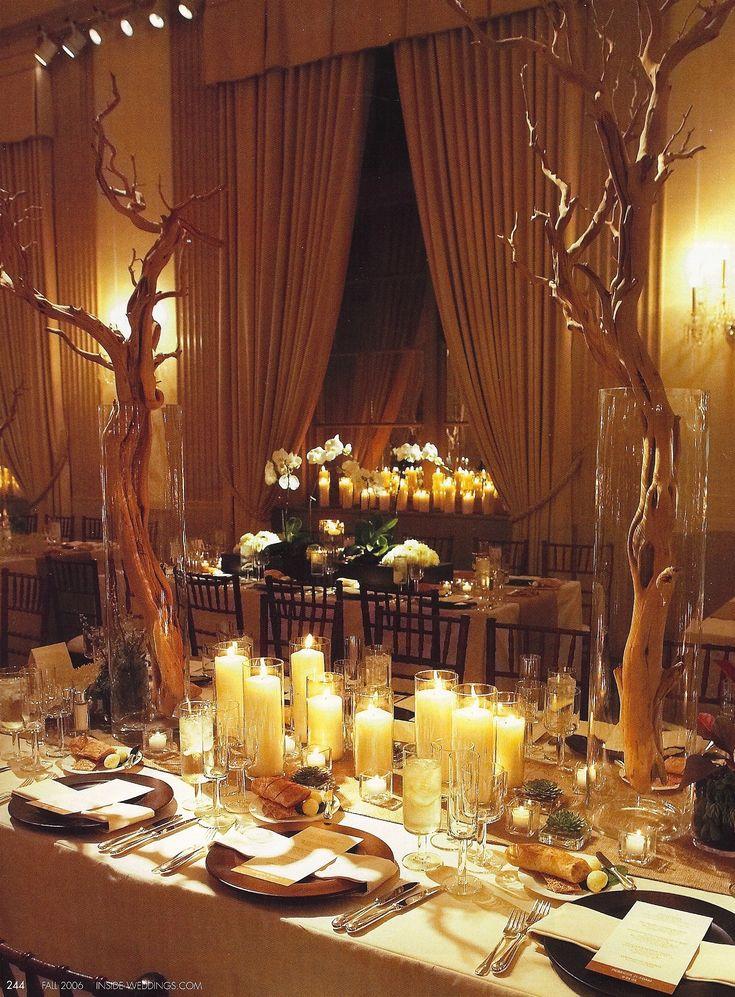60 Best Images About Stunning Weddings: Manzanita Trees On