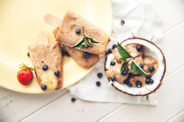 Dietetyczne lody z kaszy jaglanej, fot. Fotolia