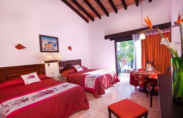 Habitación Superior Doble-Hacienda Hotel & Spa