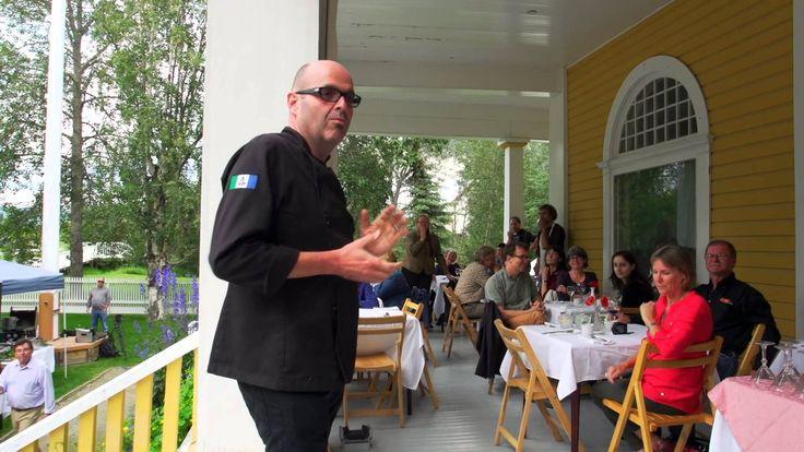 The 2014 Yukon Culinary Festival