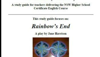 Rainbow's End by Harrison