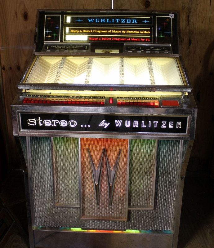 Vintage Jukeboxes For 2