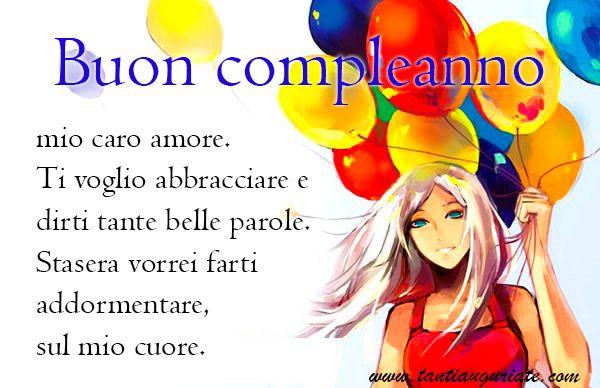 Buon compleanno mio caro amore.  #compleanno #buon_compleanno #tanti_auguri