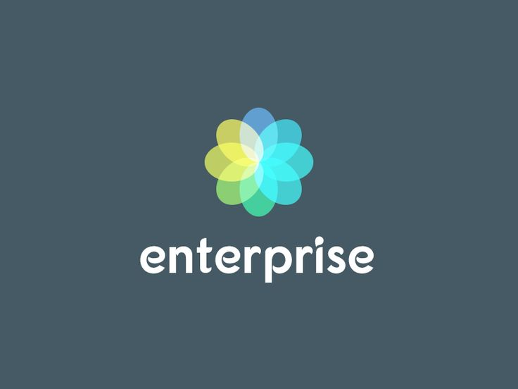 Enterprise logo by Mohan #Design Popular #Dribbble #shots