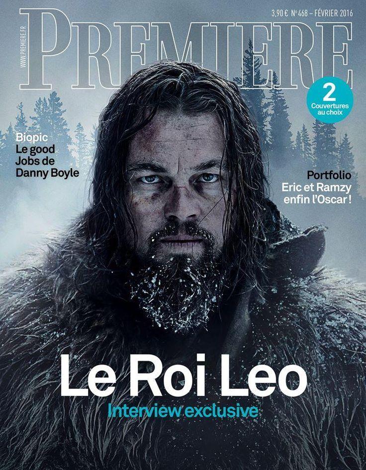Sommaire du nouveau Première avec Leonardo DiCaprio, Eric et Ramzy, Ryan Reynolds... | News | Premiere.fr