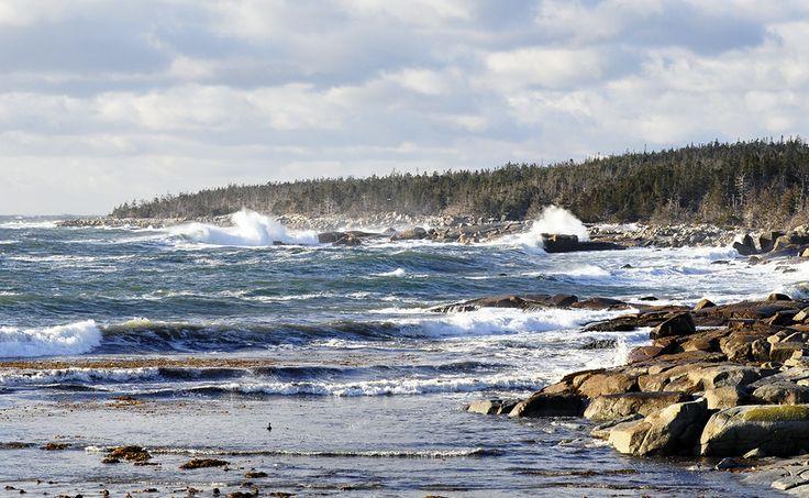 Sandy Cove, Nova Scotia