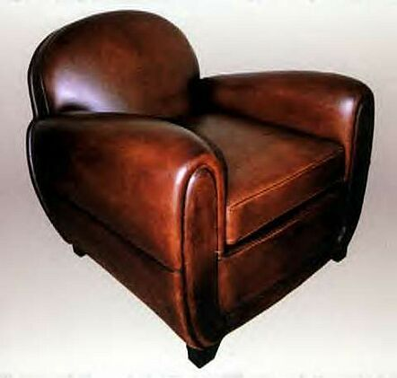 Art Deco chair - I really like this style