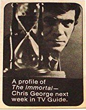 Christopher George in The Immortal (1969)