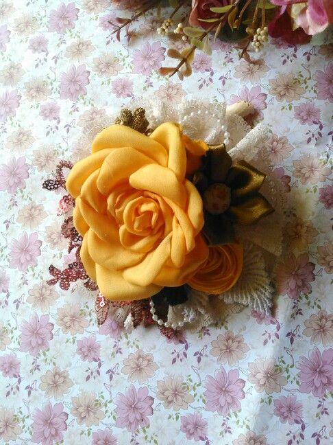 It's sweet..my yellow rose..